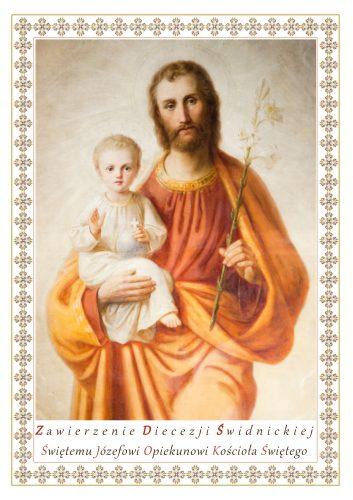 Akt zawierzenia św. Józefowi